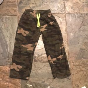 Fleece pants. Good condition.